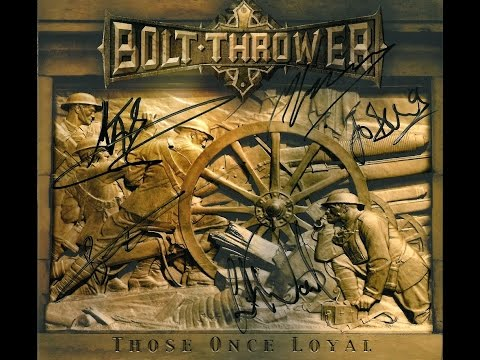Bolt Thrower - Granite Wall