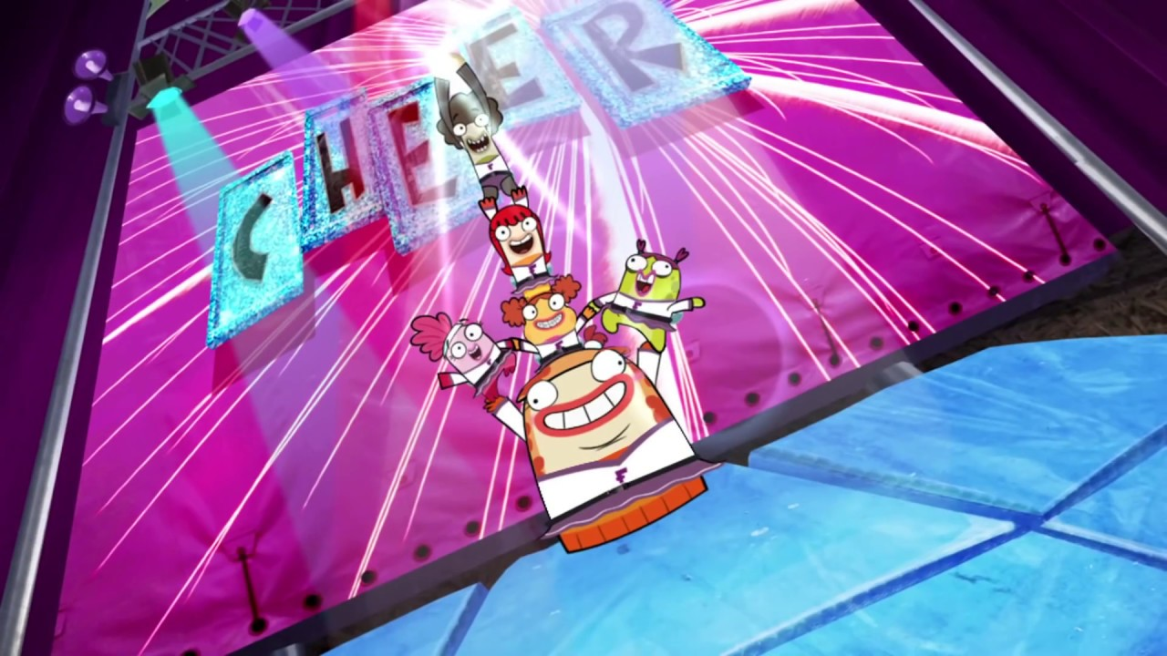 Fish hooks songs simply the best youtube for Fish hooks season 3 episode 16