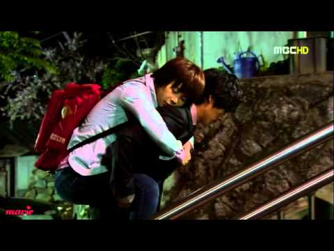 Joon Ha ma Roo & Woo Ri - Our Worlds Collide (can You Hear My Heart) video