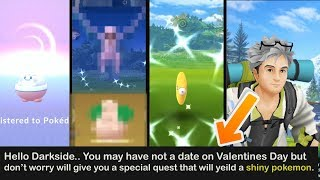 Should you give up on new shiny baby pokemon on V-Day Event? Happiny, Shiny Cleffa and Smoochum!