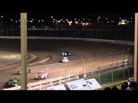 EWSC Racing INEX Legends Cars Feature 7/6/2012