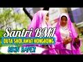 Santri BMI ( liriknya bikin baper) |  Duta Sholawat Hongkong 2 (Official music video)