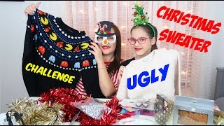 ♥ UGLY CHRISTMAS SWEATER CHALLENGE | Pusheen Girl