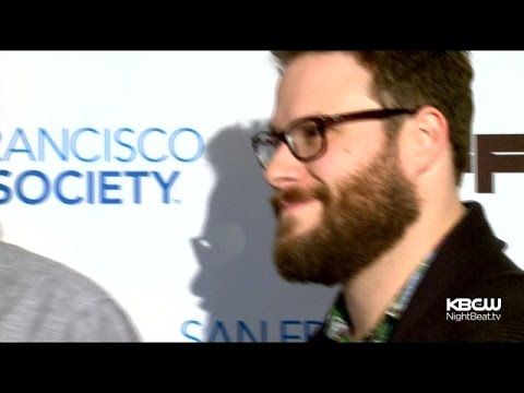 Seth Rogen Premieres Film In SF That Angered North Korean Leader