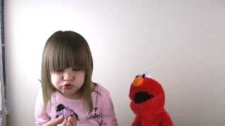 Sam Sings Happy Birthday with ELMO!