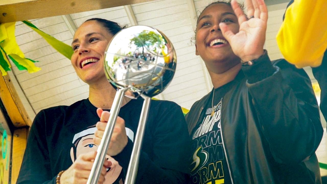 Seattle Storm: WNBA Champions 2018