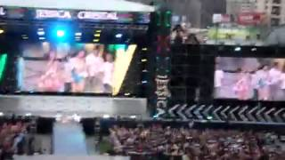 [Fancam] 120609 Jessica&Krystal-California Girls