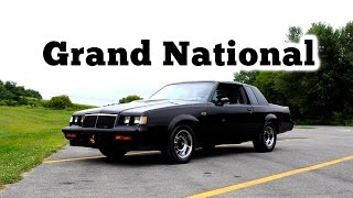 Regular Car Reviews: 1986 Buick Grand National