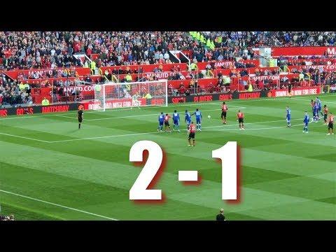 Manchester United v Leicester City, Premier League, 10 Aug 2018 The Match thumbnail