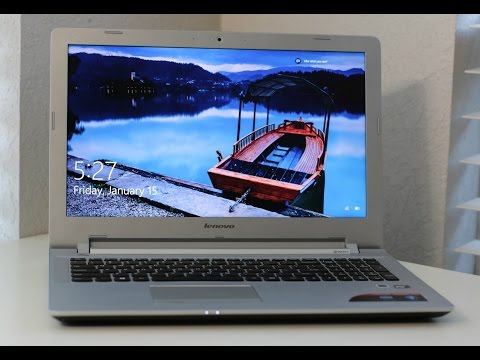 Lenovo IdeaPad 500 Review