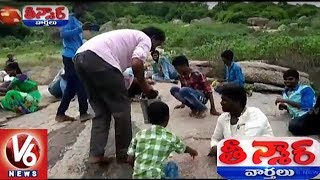 Lack Of Rains : Sirsapally Villagers Cook Payash For Rain God | Teenmaar News