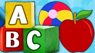 ABC Song | ABC Songs For Children | Nursery Rhymes | Best Alphabet Song by SillySox