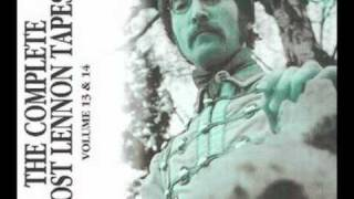 Watching The Wheels - John Lennon -  The Complete Lost Lennon Tapes - Vol. 14