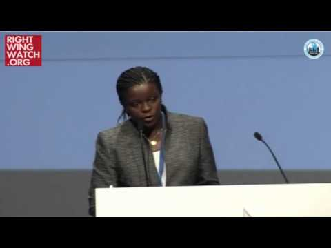 RWW News: WCF Africa Regional Director Theresa Okafor Defends Anti-Gay Laws In Nigeria And Uganda