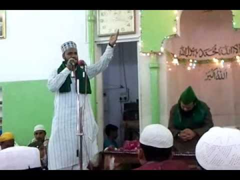 Qadira Sarwara Rehnuma Dastagir Reciting By Shaik Azher Razvi...