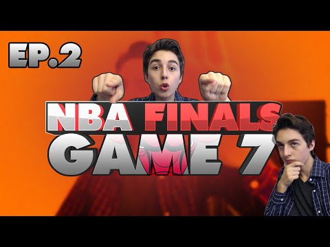 NBA 2K14 Next Gen PS4 My GM Mode Ep.2 - Chicago Bulls | NBA FINALS GAME 7