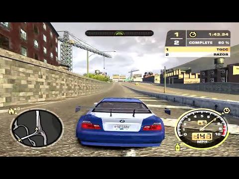 Need for Speed Most Wanted - História Inicial [MOD Com Ótimos Gráficos] [LEGENDADO]