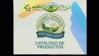 NATURES SUNSHINE PRODUCTOS