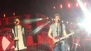 One Direction Video - One Direction - Where Do Broken Hearts Go OTRA 17-2-15 ADELAIDE