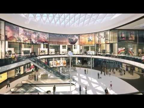 Rozbudowa Centrum Galaxy W Szczecinie
