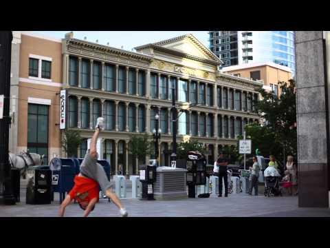 Dave Moncion I am Downtown