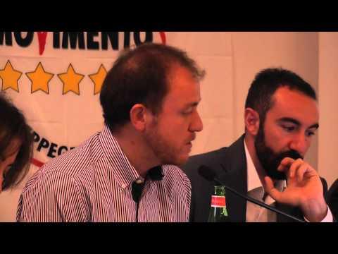 m5s assemblea generale regionale Lazio 3/p