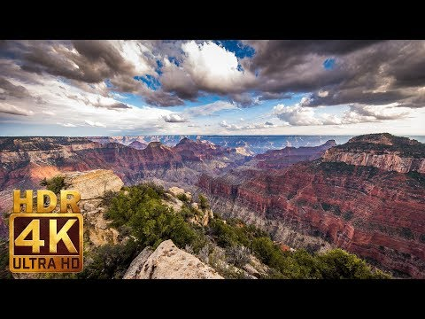 Grand Canyon - 4K Nature Documentary Film Trailer in HDR - 2 parts