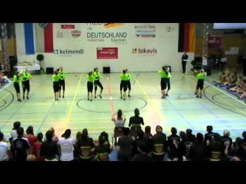 Shaking Baloos - Großer Preis von Deutschland Formationen 2011