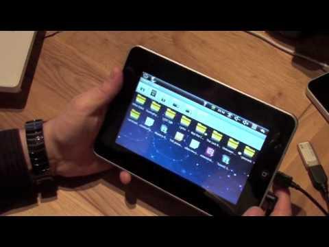 Jay-Tech Tablet PC für 99 Euro - ein Kurztest