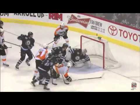 NHL Goalies Best Saves Of The Year 2011/2012