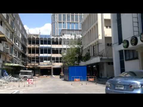 The Demolition of Washington Square, Bangkok