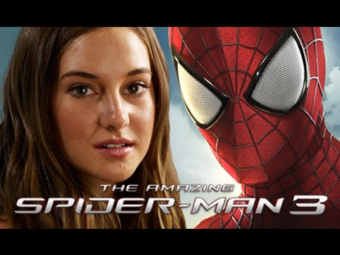 Reasons Shailene Woodley Could Return As Mary Jane In The Amazing Spider-Man 3