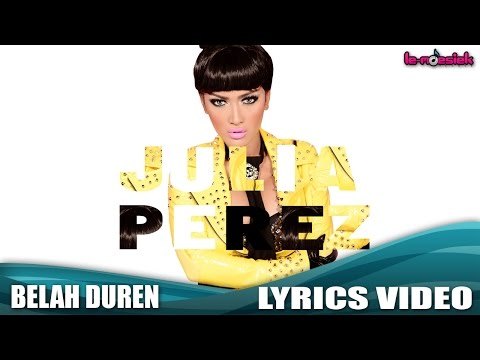 Julia Perez - Belah Duren (New Version) (Official Lyrics Video)