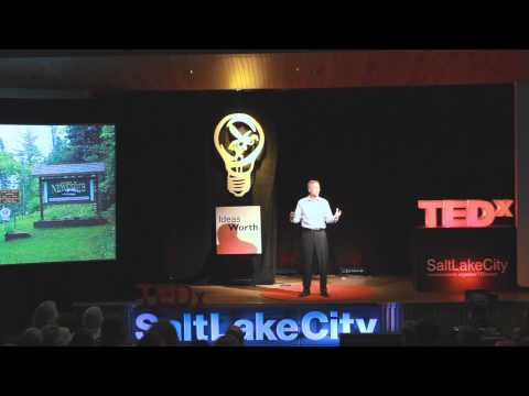 Can talking to strangers boost your creativity? | David Sturt | TEDxSaltLakeCity