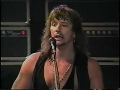 Sambora, Richie - Stranger in this town
