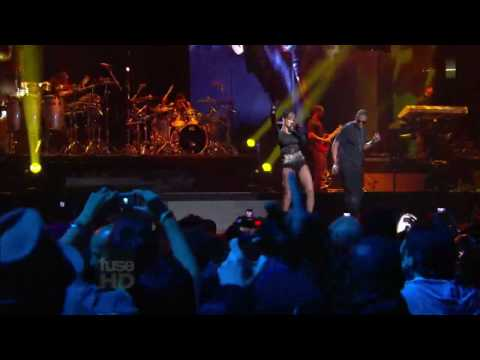 HD Rihanna Ft. Jay-Z - Run This Town Live (Madison Square Garden) Music Videos