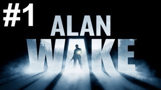 Alan Wake Gameplay Walkthrough Part 1 No Commentary