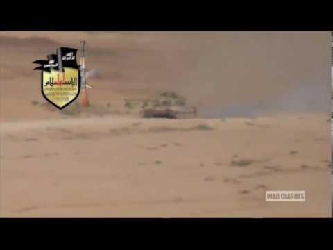 Ambush On Syrian Army Road Outpost In Al-Qalamun By FSA Rebels