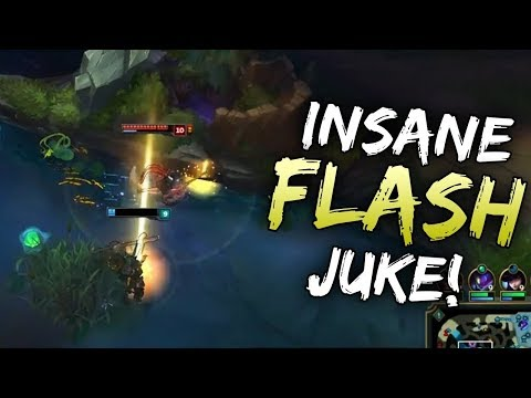 200IQ Jukes Montage - Unbelievable Jukes 2018 - League of Legends