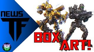 TRANSFORMERS MOVIE TOYS BOX ART AND CONCEPT ART! [TF News]