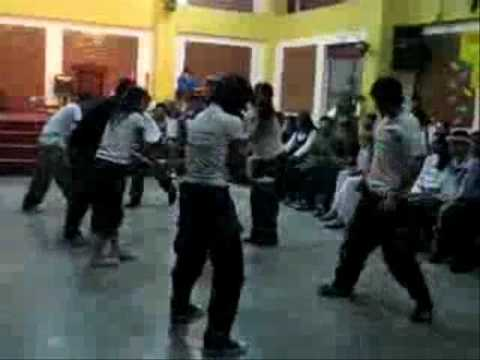 En el Aire (Nuestra Lucha) coreografia IBE