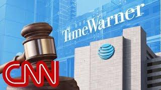 AT&T-Time Warner merger approved