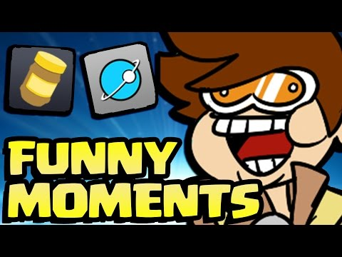 Overwatch Funny Moments - 18