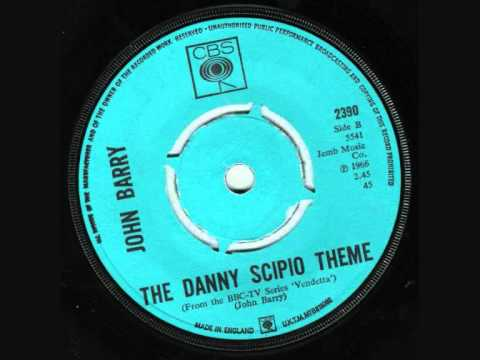 John Barry - The Danny Scipio Theme