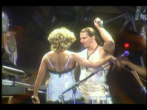 Tina Turner In Your Wildest Dreams Live 1996