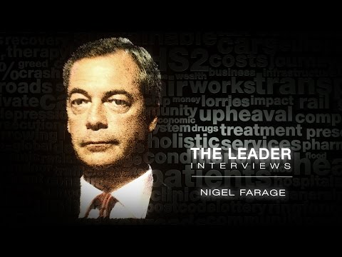 The Leader Interviews: Nigel Farage - Newsnight
