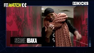 "Serge Ibaka Inspires ""Big Scarf Energy"" Movement 