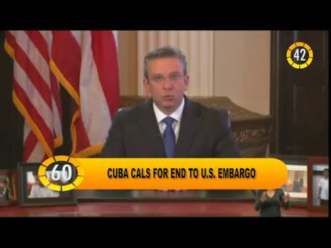 In 60 Seconds: Cuba's human trafficking statuts lowest possible