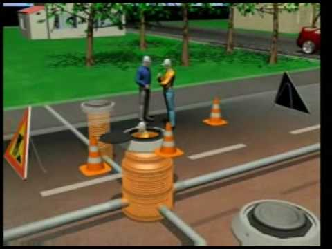 Pipelife Inspection Chamber Amp Manhole Youtube