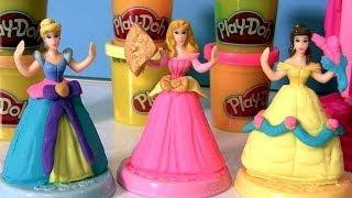 Play Doh Disney Prettiest Princess Castle Playset O Castelo Mais Lindo das Princesas Disney Play-Doh